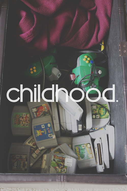 CHILDHOOD | TAG