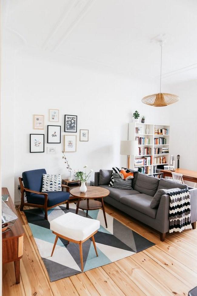 25 Fotos De Decoración De Salas Modernas Pequeñastop 2018