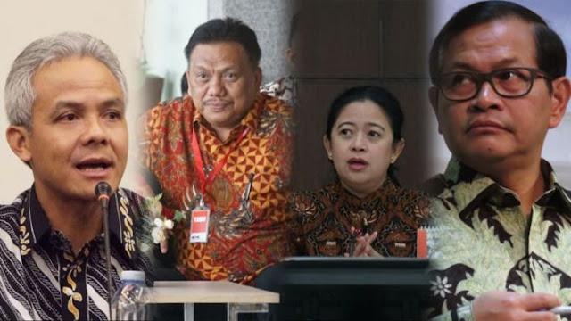 Inilah 4 Kader PDIP yang Disebut Novanto Terkait Kasus E-KTP