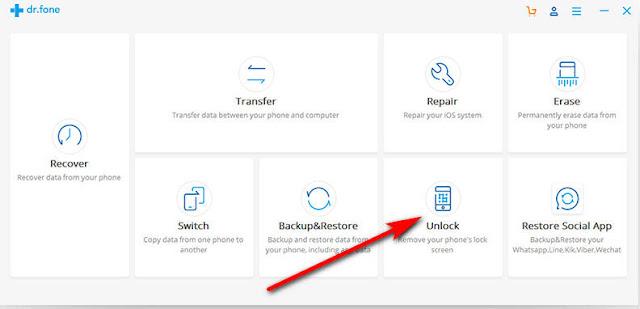 كيفية فتح رمز قفل Samsung بدون تنسيق