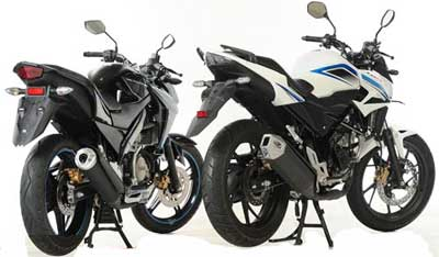 perbandingan New Vixion Advance vs New CB150R
