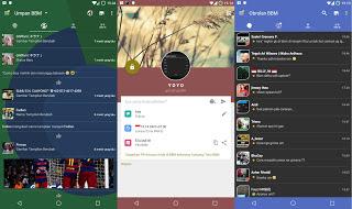 Aplikasi BBM Mod Android Delta v 2.12.0.9 Release Terbaru Changelog v3.1.1
