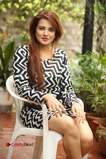 Actress Saloni Latest Pos in Short Dress  0290.JPG