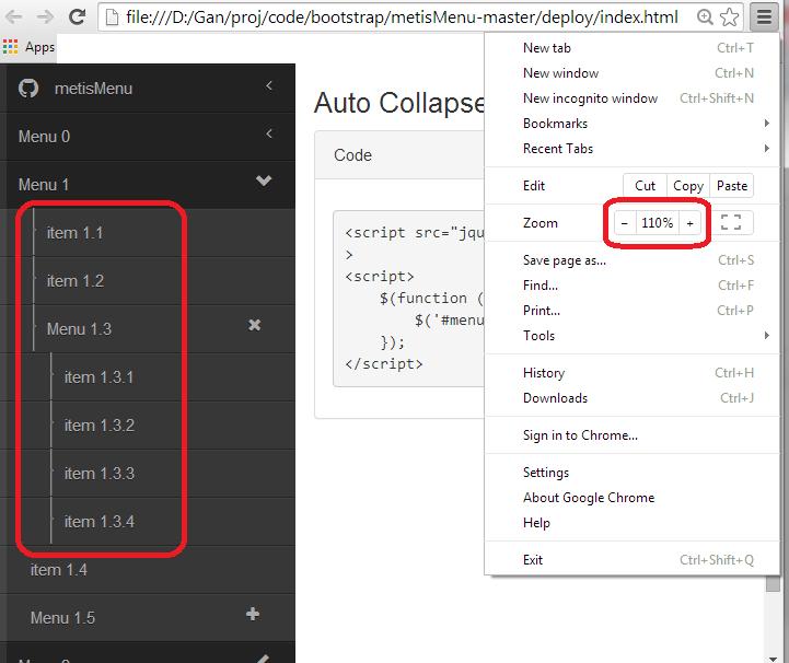 Start Coding: Folder-like html nested lists & Create your