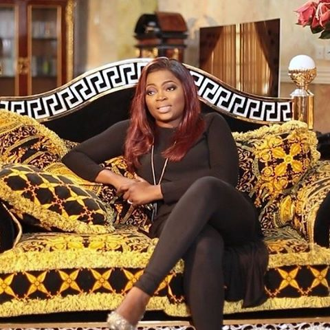 Funke Akindele To CNN: When I started Acting I never thought I would be this celebrated