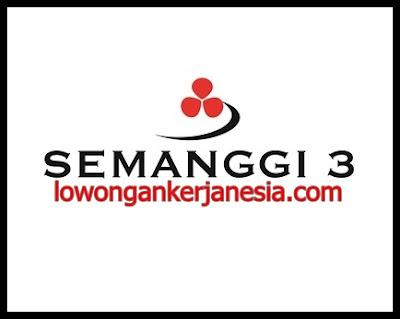 lowongankerjanesia.com PT Semanggi Tiga