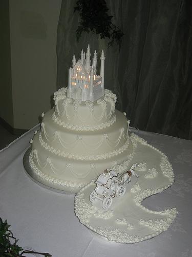 green bay   Wedding Dresses: Fairy Tale Wedding Cakes ...