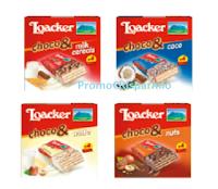 Logo Loacker Choco&: diventa anche tu una delle 5.000 tester