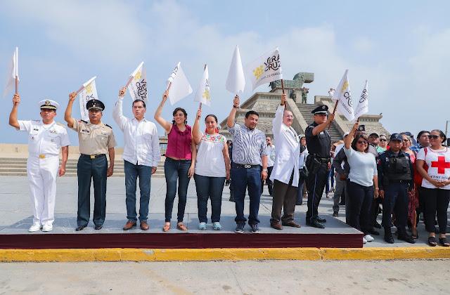 Pone en marcha Gobierno de Veracruz el Plan Operativo de Semana Santa 2019