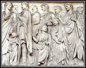 Antigua Roma, Historia de Roma, La Familia Romana, El Pater Familiae, Potestades del Pater Familiae