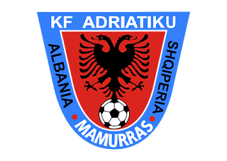 Kf adriatiku mamurras Logo Vector