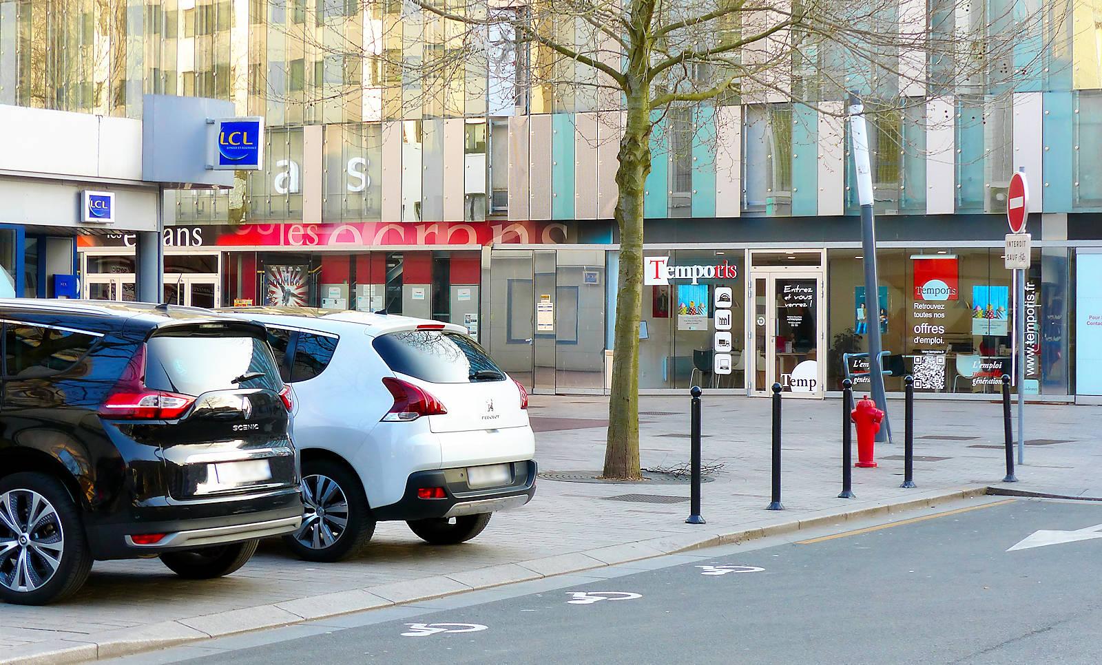 Parking de la Résistance - Tourcoing Centre
