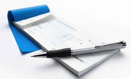 Moyens de paiement - Cheque de garantie location ...