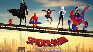 Spider-Man Into The Spider Verse iphone Background