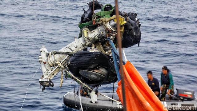 2 Hari lagi Operasi Lion Air Ditutup, KNKT Maksimalkan Pencarian CVR