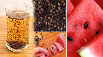 Watermelon Tea Removes Stones In The Kidneys, Treat High Blood Pressure, Atherosclerosis And Angina