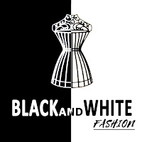 Black and White Fashion LOGO