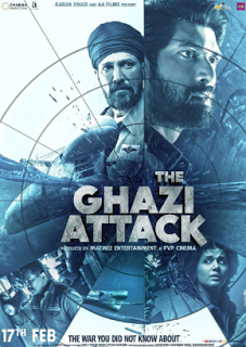 Film India Terbaru: The Ghazi Attack (2017) Full Movie Gratis Subtitle Indonesia