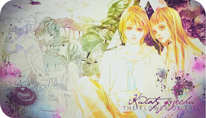 Recenzja Kwiaty grzechu, Flowers of evil, Lee Hyeon-sook, wydawnictwo Kotori