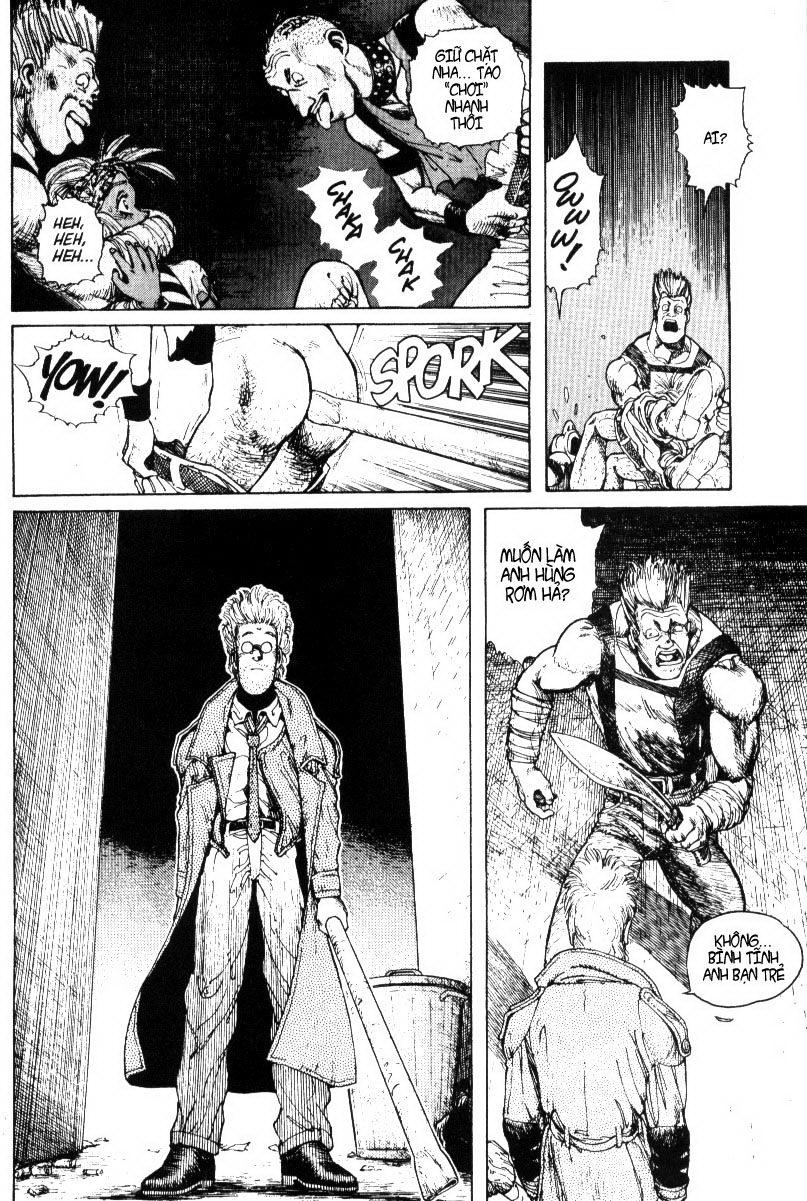 Battle Angel Alita chapter 13 trang 11