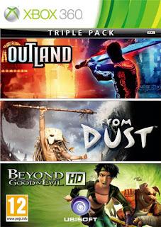 Ubisoft Triple Pack (X-BOX 360) 2012