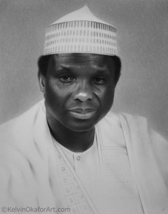11-Professor-Jerry-Gana-Kelvin-Okafor-Realistic-Pencil-Drawing-Portraits-www-designstack-co