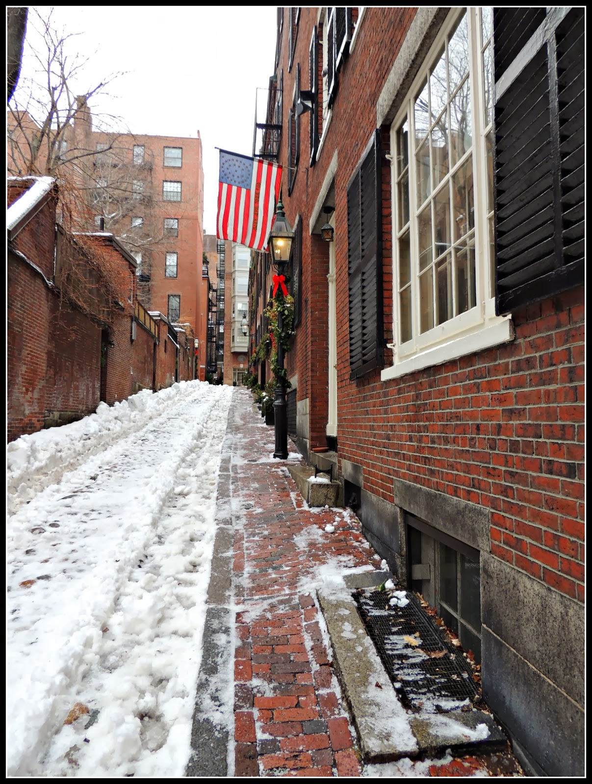 Invierno 2013-2014 Boston: Acorn Street