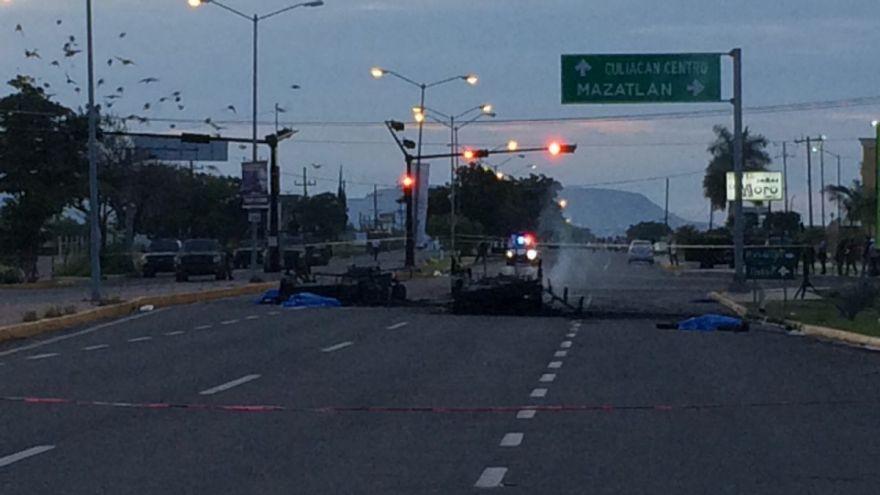 Asesinan a diez personas en menos de 12 horas en Sinaloa, 4 son militares