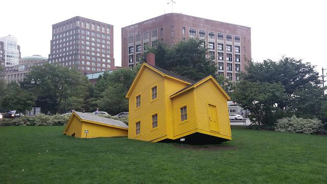 House - public art