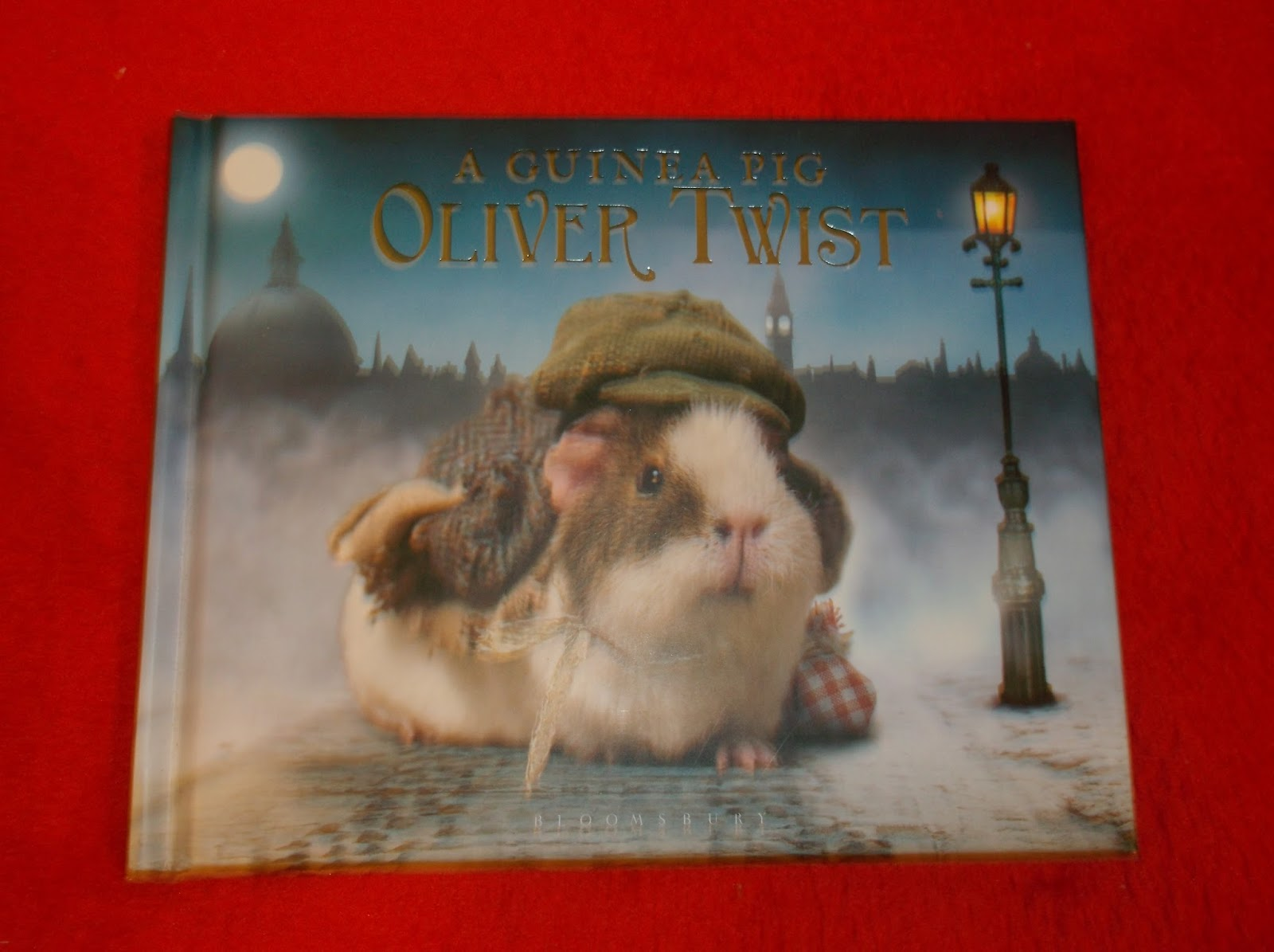 Undercover Guinea Pigs: book review