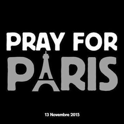 Pray for Paris says