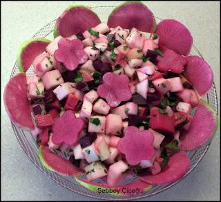 bes turp salata