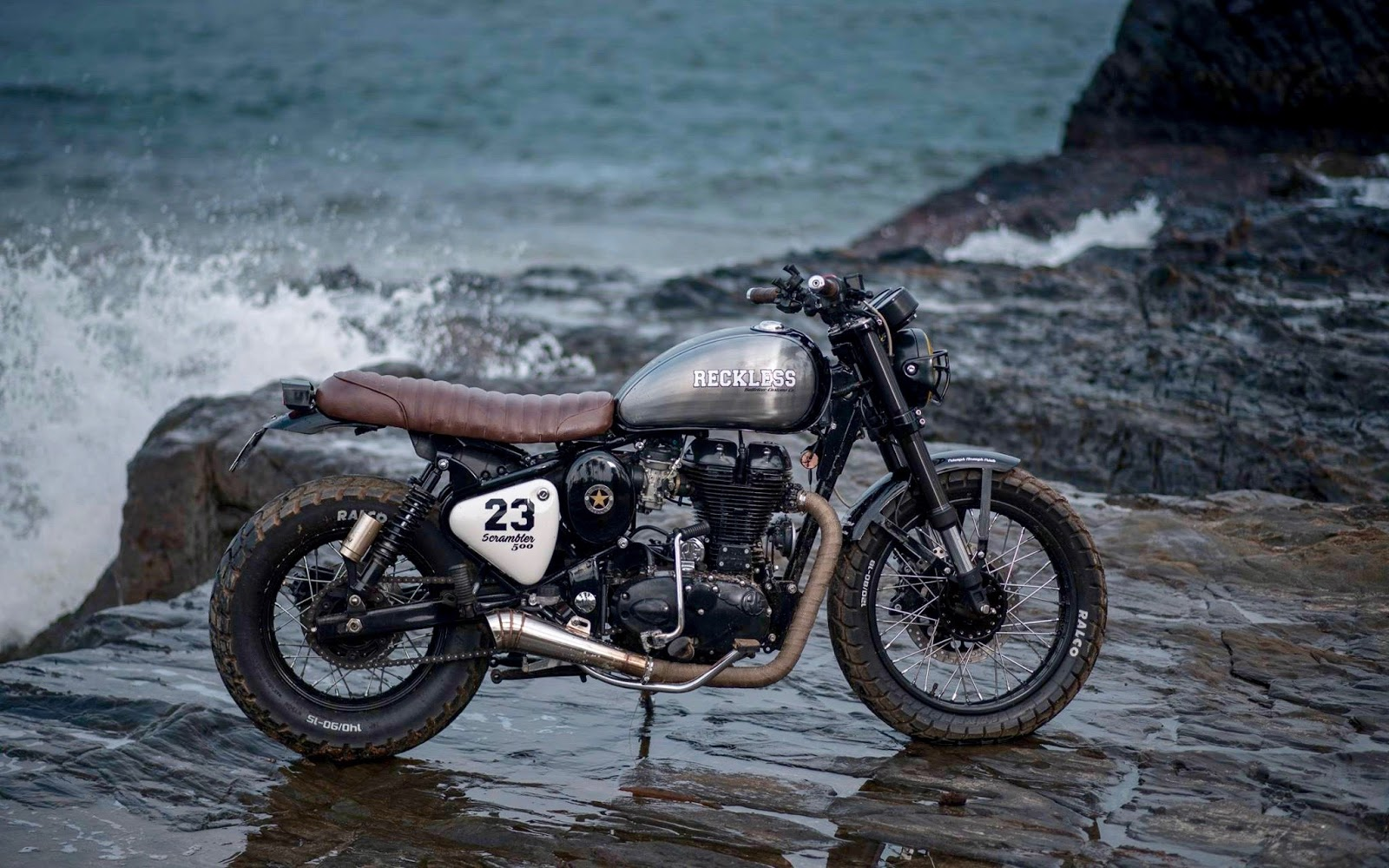 Reckless | Inazuma café racer