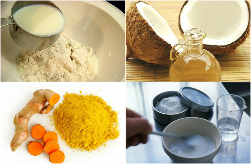 Get rid of darkness under arm with these ingredients