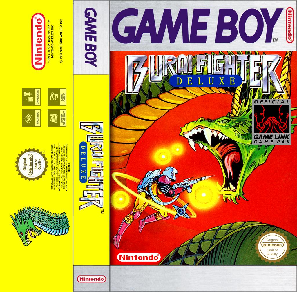 gameboy burai fighter