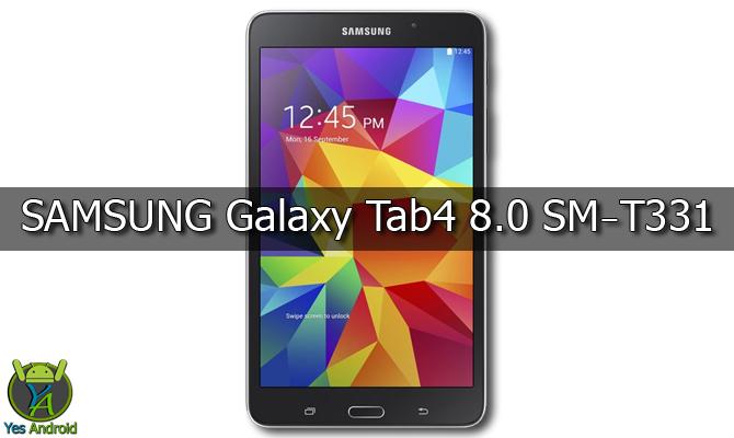 Download T331XXS1BPL5 | Galaxy Tab4 8.0 SM-T331