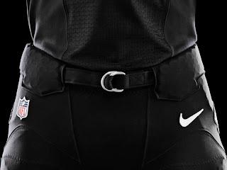 Diseño de uniforme de futbol americano