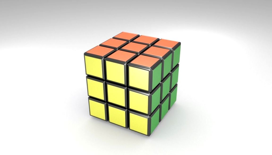 Rubiks Cube 3d Photo Wallpapers Just Do It