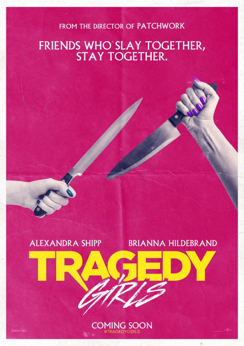 tragedy girls poster