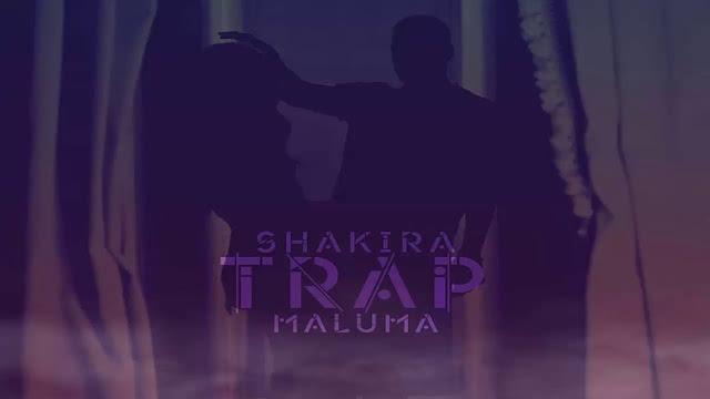 Klippremier: Shakira - Trap ft. Maluma
