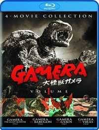 Gamera vs. Viras (1968) Hindi Dubbed Full Movie Download 200MB