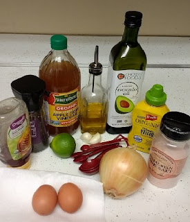 Ingredients to make Homemade Mayonnaise (Paleo, Gluten-Free, Keto).jpg