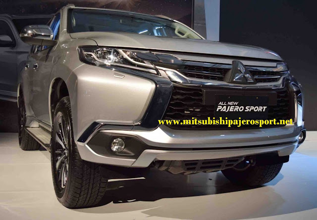 new pajero sport indonesia 2016