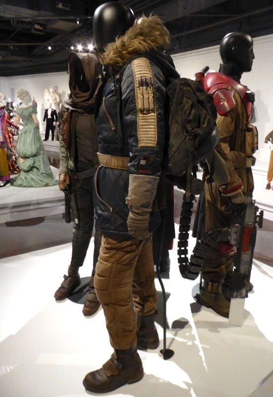 Cassian Andor Rogue One movie costume
