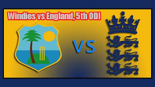 5th ODI ENG vs WI Today Match Prediction | Who will win WI vs ENG