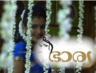 Alina -actress name  Bharya serial