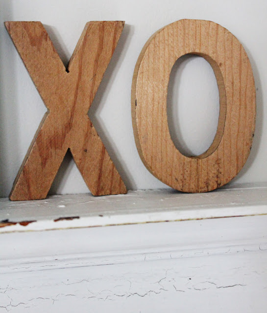 Last Minute Valentine Decor Ideas from Itsy Bits And Pieces Blog