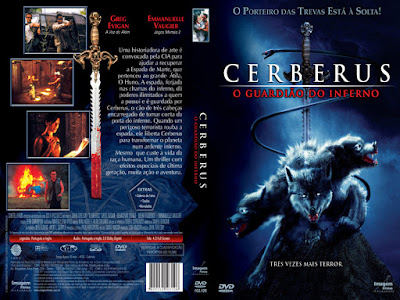 Filme Cerberus - O Guardião do Inferno DVD Capa