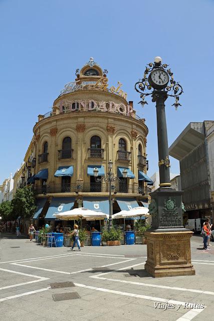 Gallo Azul, Jerez