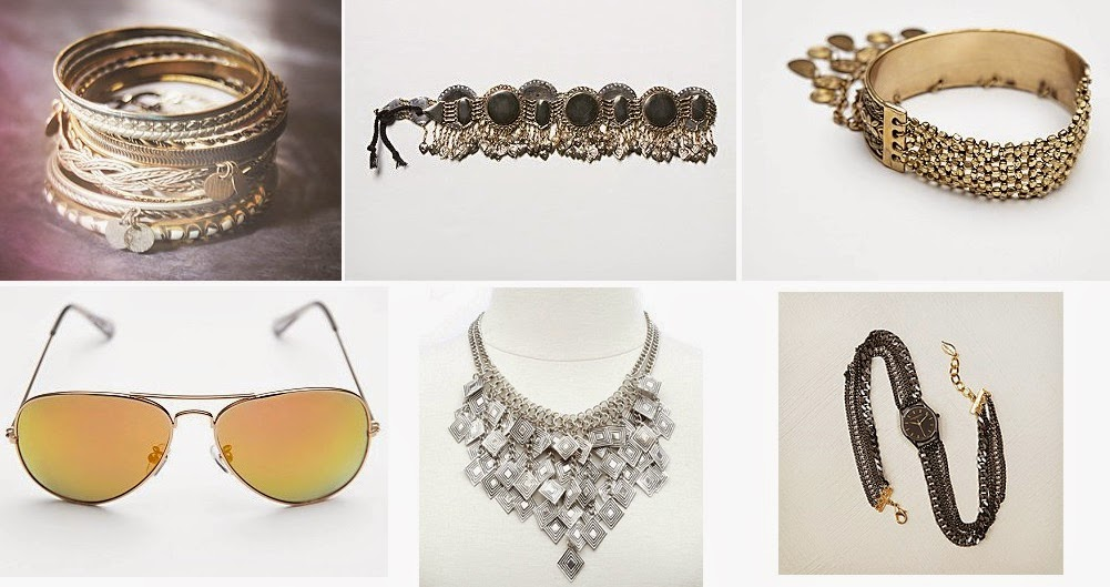 Bohemian Jewellery & Accessories